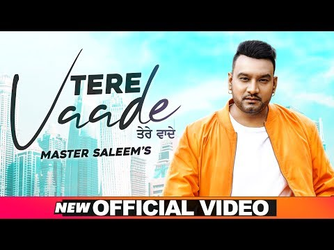tere-vaade-(official-video)-|-master-saleem-|-latest-punjabi-songs-2020-|-speed-records