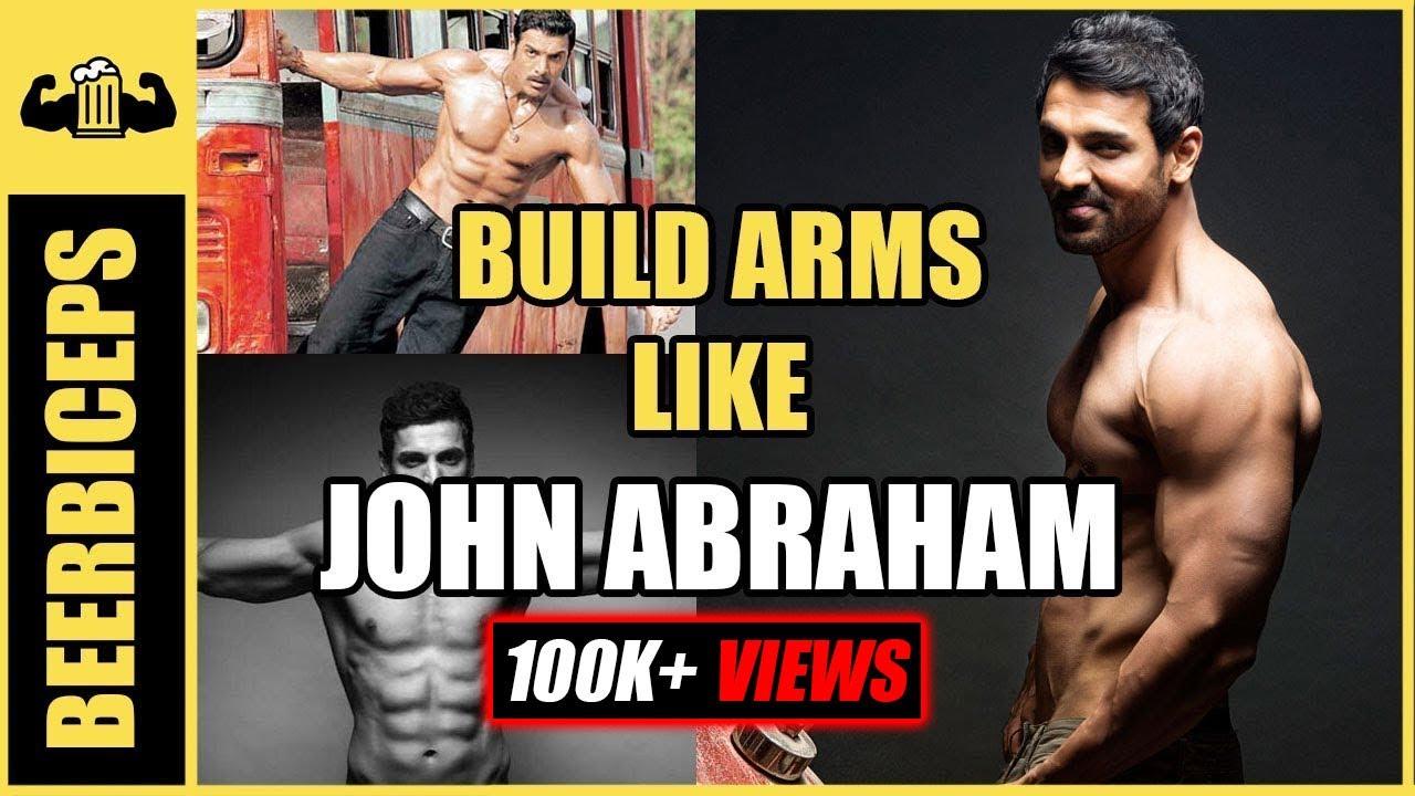 john abraham bodybuilding training wwwimgkidcom the