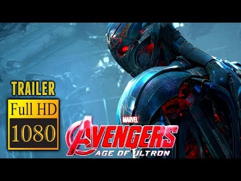 🎥 AVENGERS: AGE OF ULTRON (2015) | Full Movie Trailer in Full HD | 1080p Mp3