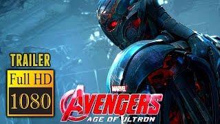 🎥 AVENGERS: AGE OF ULTRON (2015)   Full Movie Trailer in Full HD   1080p thumbnail