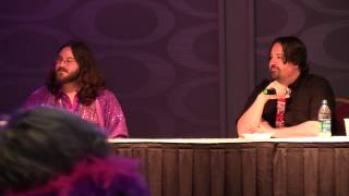 Trotcon IV (2015) M.A. Larson - Harry Potter in Ponies