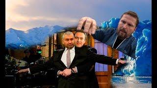 На украинском ТВ всплыла правда о Навальном