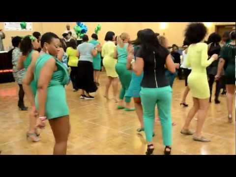 Stepper's All Star Bash 2013 - Tamia (Line Dance) Video