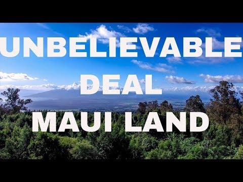 Kula Land For Sale