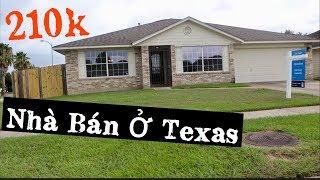Nhà Bán Rẻ Đẹp 210K Ở Texas- 210K Home Tour in Texas