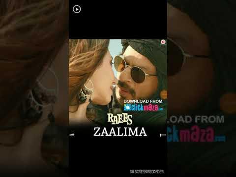 O Zalima Mp3 Song
