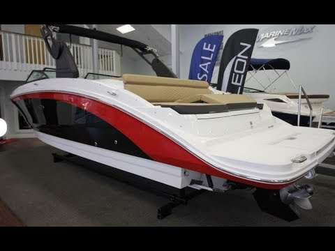 2018 Sea Ray SDX 270 Boat For Sale at MarineMax Somers Point