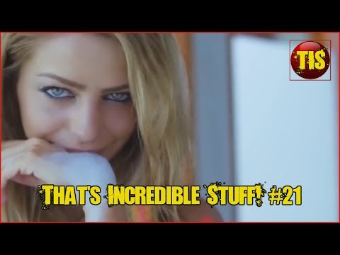 Amazing People, Amazing Skills & Amazing Nature Compilations! That's Incredible Stuff! #21