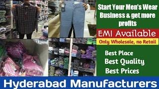 Hyderabad Wholesale Branded Me…