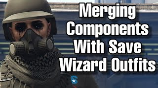 Download Components & Save Wizard Merging Outfits (Paramedic, Gun Belt, Race Gloves Included) Mp3 and Videos