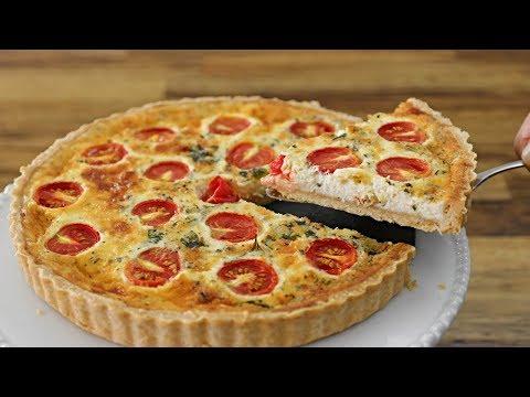 How to Make Pizza Quiche Pizza Quiche Recipe