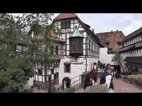 Schlöss Wartburg, Eisenach