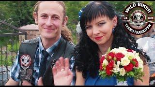WILD BIKER Wedding Aftermovie | Alex & Vika