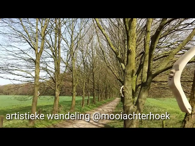 Kunstwandelroute Landgoed Enghuizen #Hummelo 2018