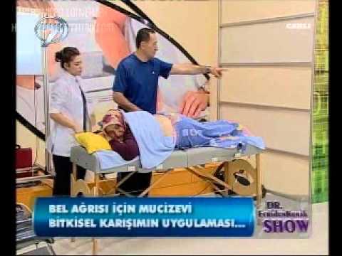 Dr. Feridun Kunak Show B5 (Bel Ağrıları için Evde Yapabileceğimiz Masajlar)