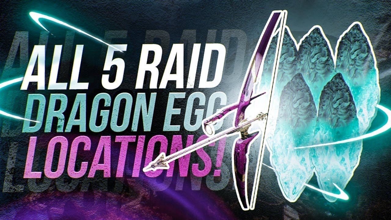 All 5 Corrupted Egg Locations In Last Wish Raid! Destiny 2: Forsaken Guide!