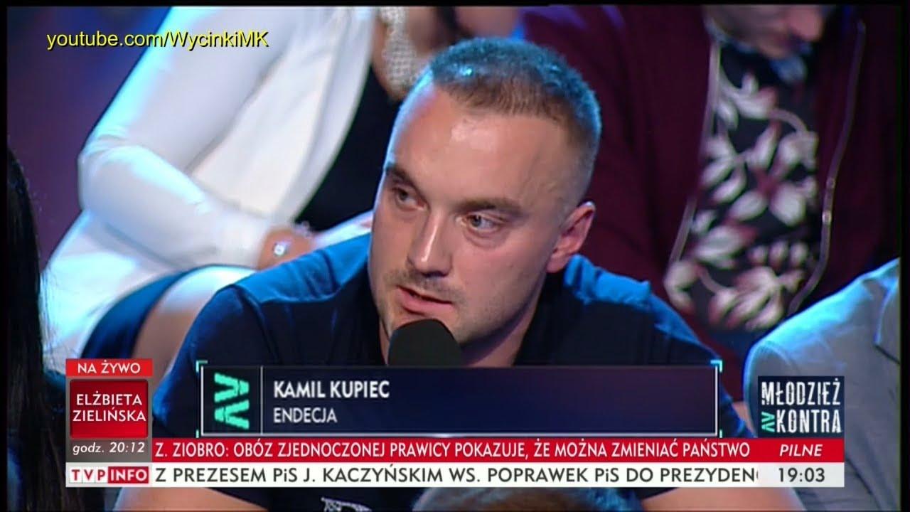 Młodzież kontra 614: Kamil Kupiec (Endecja) vs Marek Sawicki (PSL) 21.10.2017