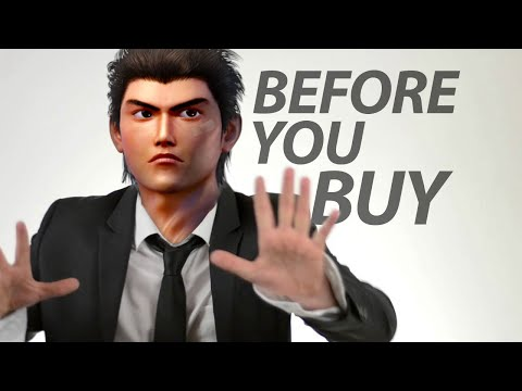 Shenmue 3 - Before You Buy
