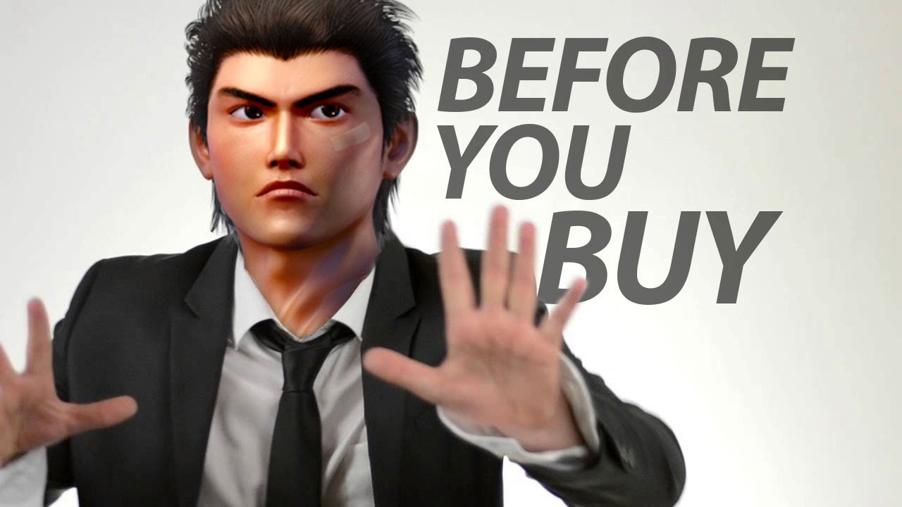 Download Shenmue 3 - Before You Buy