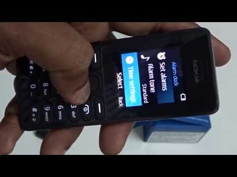 Nokia 108 Dual Sim Mobile Unboxing Video Quick Review