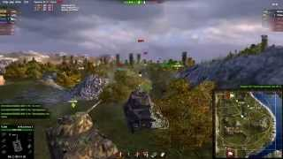 World Of Tanks Командный бой с Sasha_BANG