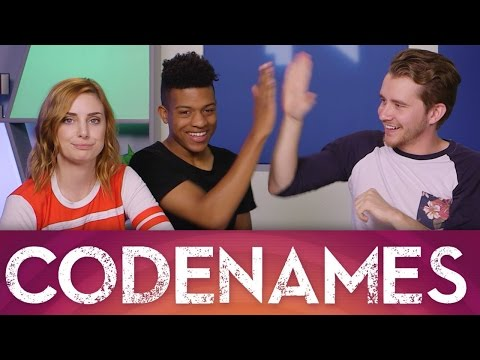 SourceFed Plays Codenames: Identity