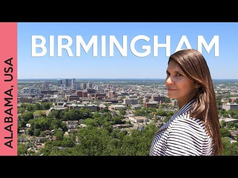 BIRMINGHAM, ALABAMA Civil Rights Movement | Vlog 1