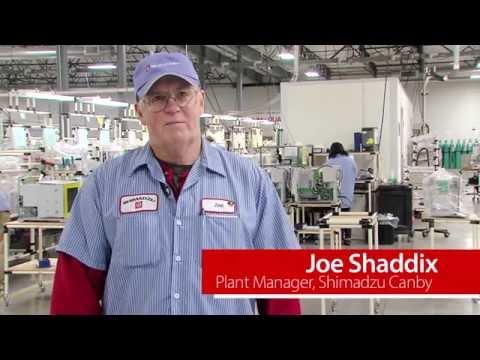 Shimadzu Manufacturing, Oregon International Business Awards 2014 winner, Foreign Direct Investment