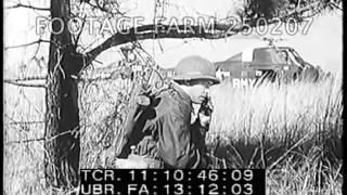 1959 USA Military: Army Pathfinder Team Training Film 250207-06