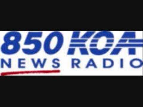 Newsradio 850 KOA Reports False Death