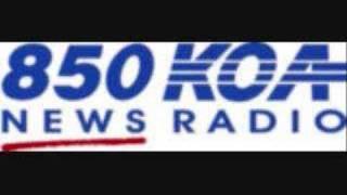 Newsradio 850 KOA Reports False Death