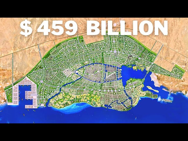 Top 7 Most Expensive Construction Projects [$23 - $459 Billion]