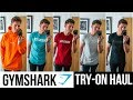 Huge GYMSHARK Men's Clothing Haul & Try-On