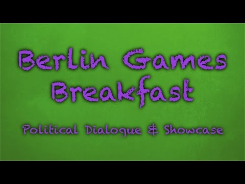 Berlin Games Breakfast