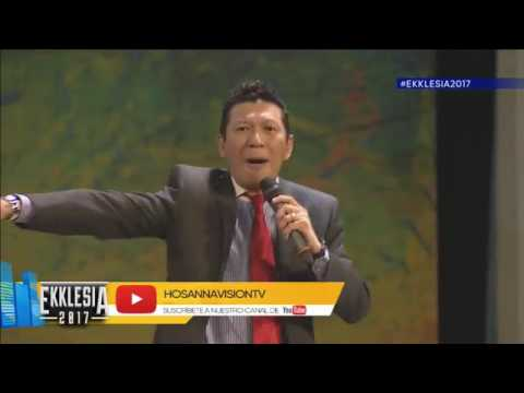 REV. DOMINIC YEO, SUPERINTENDENTE ASAMBLEAS DE DIOS   SINGAPUR