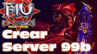 MuOnline 99b Crear Server - Tutorial