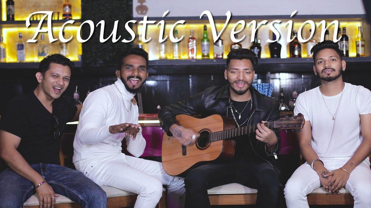 Chaa Javaan Mein - Acoustic Version | AJ | Stereo Singhz | Shuga B | Oye Music
