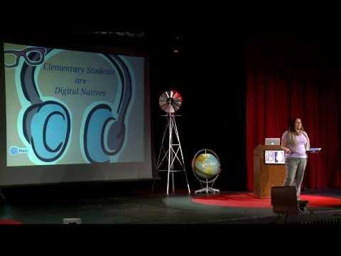 iDigital Natives: Allison Rosenblum at TEDxHunterCCS
