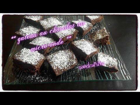 gateau-au-chocolat-au-micro-onde