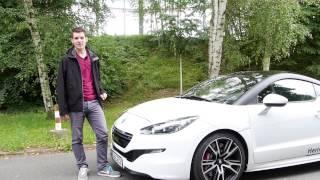 Peugeot RCZ R - Kleiner Hubraum, große Wirkung?
