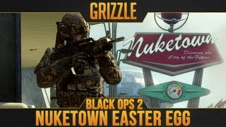 Call of Duty: Black Ops 2 - Nuketown 2025 Easter Egg