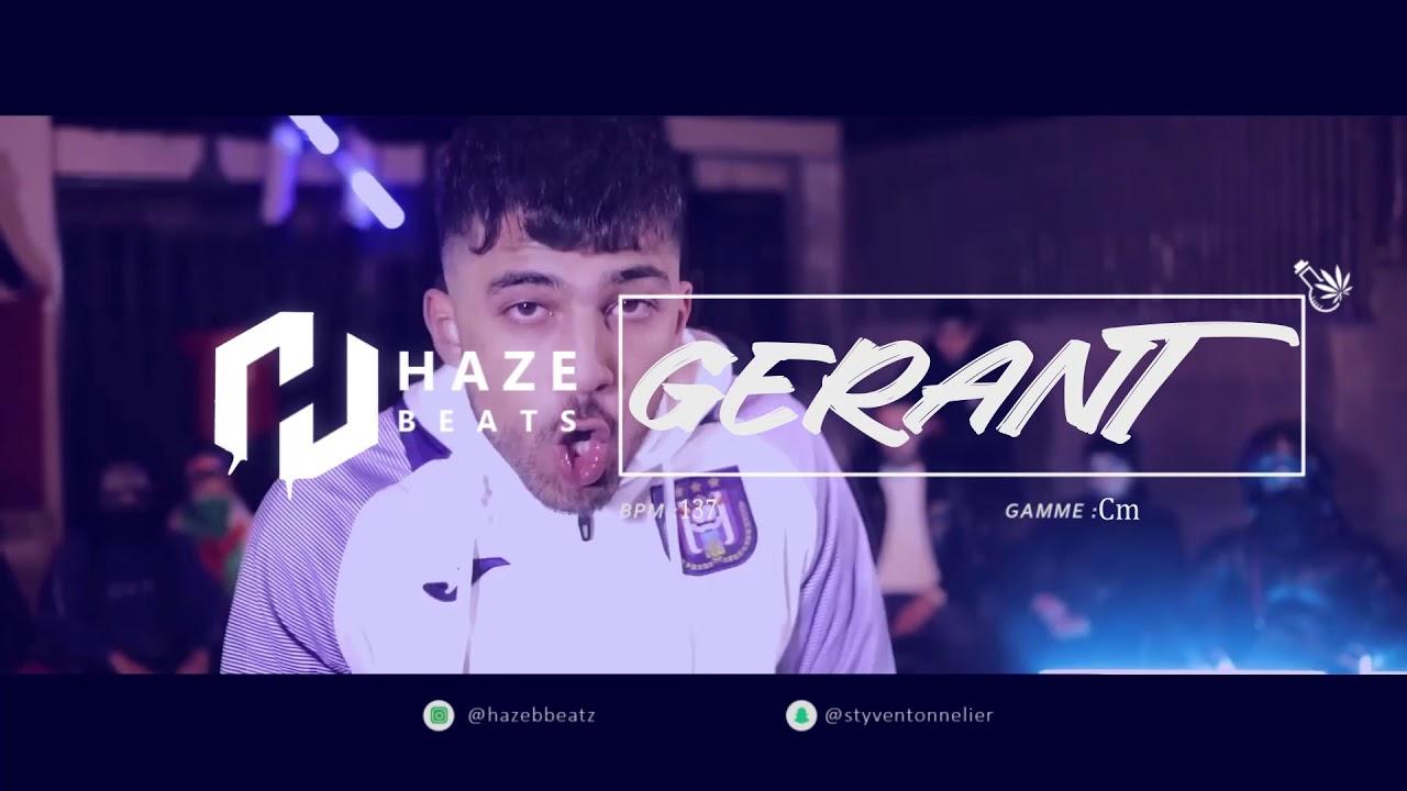 "Zkr x Ninho Type Beat "" Gérant "" Trap/Rap Triolet 2020 ( Prod by. Haze x Nairo )"