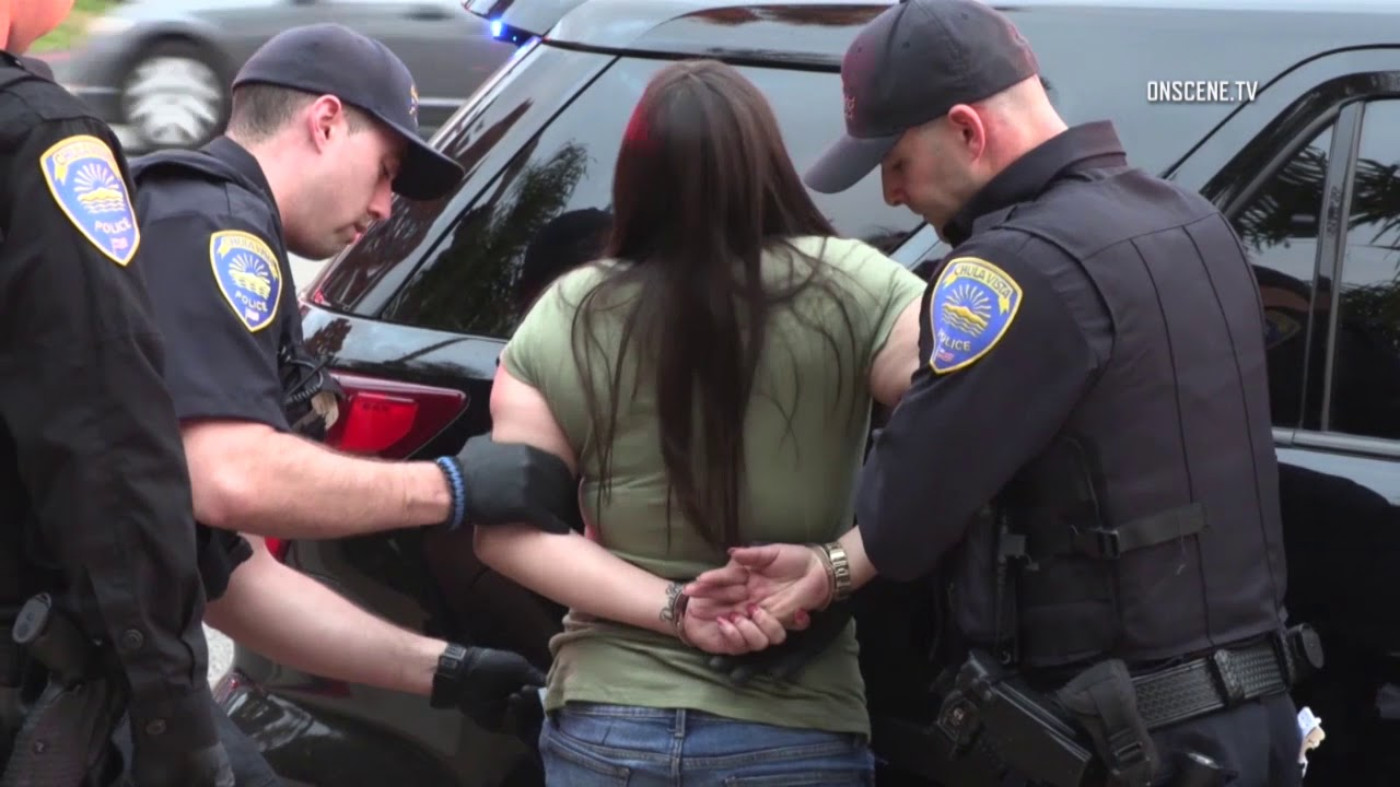 chula vista dui arrest police report