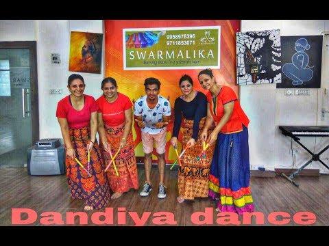 BEST DANDIYA DANCE | NAGADE SANG DHOL |