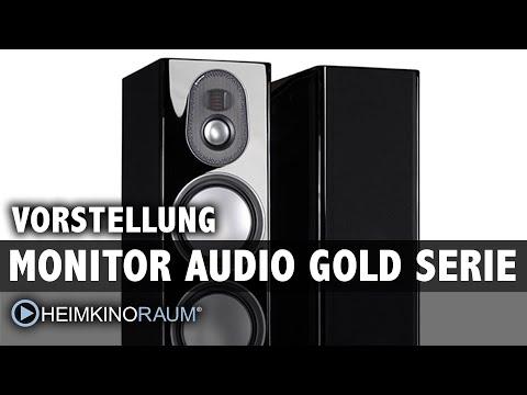 Vorstellung: Monitor Audio Gold Lautsprecher Serie mit Gästen