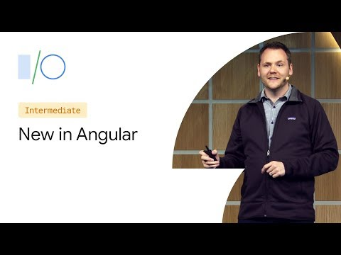 What's New in Angular (Google I/O '19) thumbnail