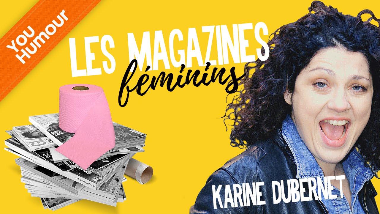 KARINE DUBERNET - Les magazines féminins