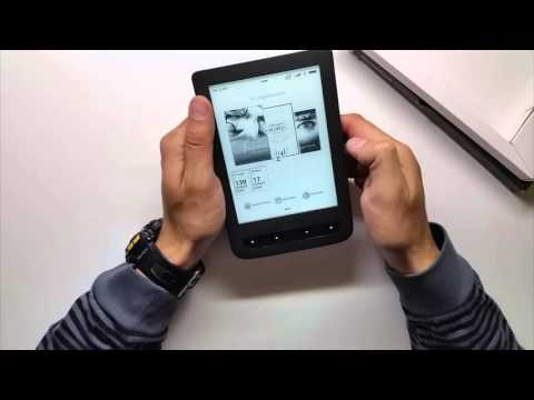 Обзор электронной книги PocketBook Touch Lux 2 или 626 (Refurbished); восстановленная.