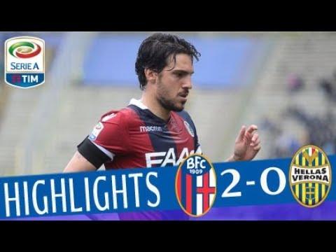Bologna - Verona 2-0 - Highlights - Giornata 32 - Serie A TIM 2017/18