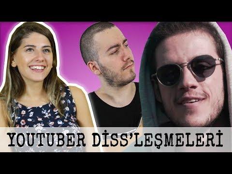 Gençlerin Tepkisi: Youtuberların Diss Videoları
